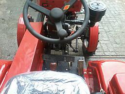 Мототрактор DW 160LX (16 л. с., колеса 5,00-12/6,5-16, с гидравликой), фото 2