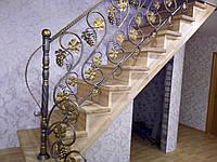 Кованая лестница (Арабела)