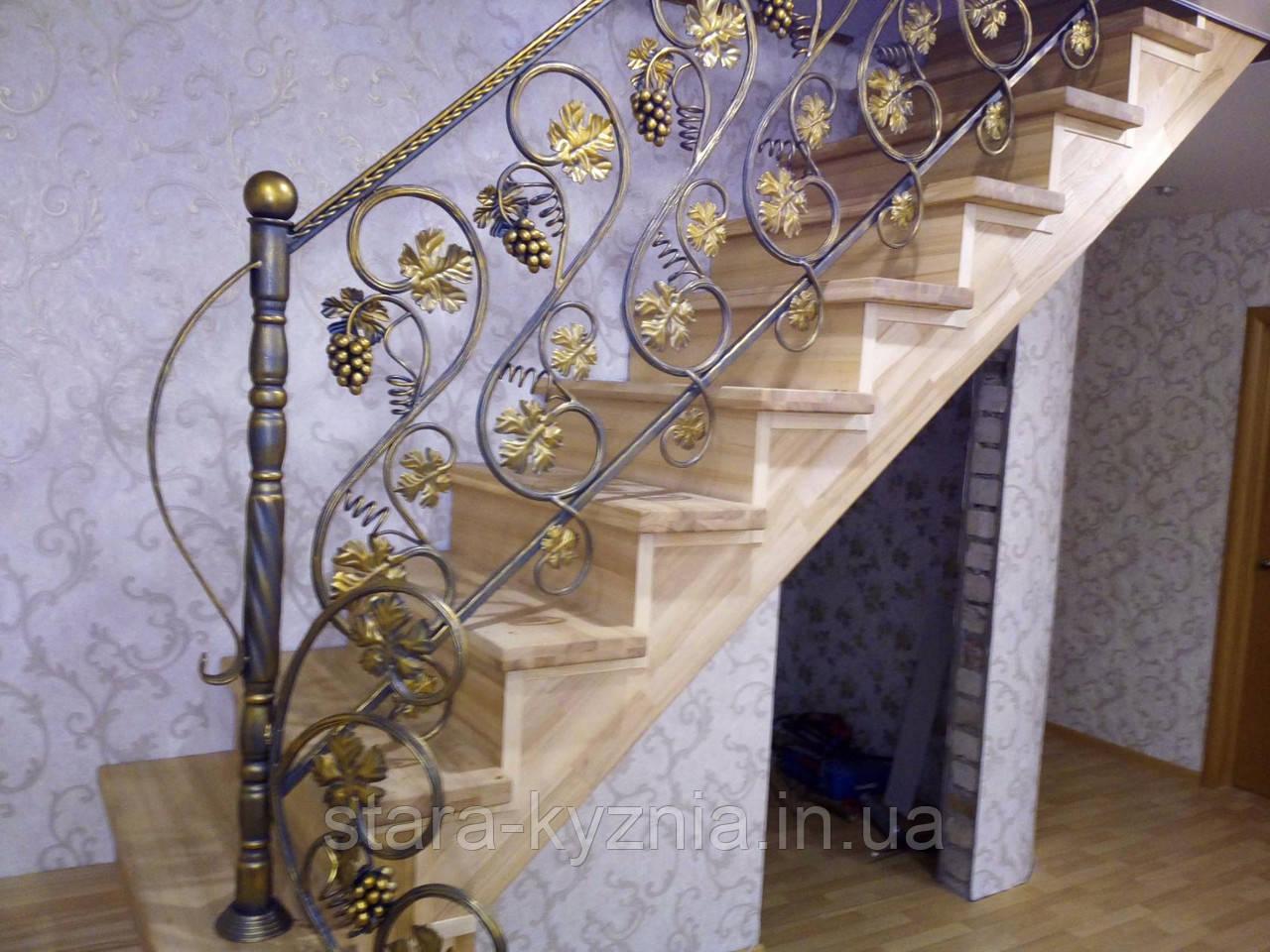 Кованая лестница (Арабела) - Старая кузня в Полтавской области