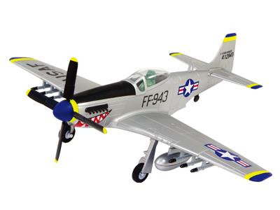 Объемный пазл Самолет F-51D Mustang 4D Master (26902)