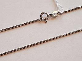 Срібний ланцюжок (Снейк). Артикул 874Р 3 45