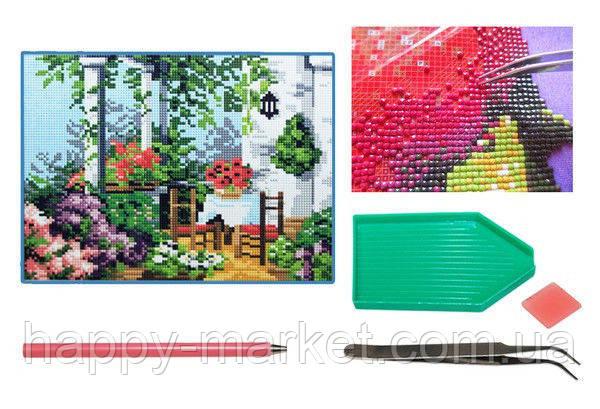 Мозаика алмазная 5D Пейзаж 28*36 см. F2301, фото 2