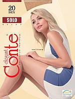 Колготки женские Conte SOLO 20 den (р.2,3,4,5)