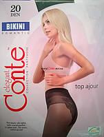 Колготки женские Conte BIKINI 20 den (р.2,3,4)