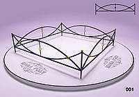 Ритуальные оградки