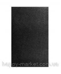 Фетр черный 20 листов (1мм/20x30см)