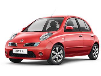 Автомобільні скла для NISSAN MICRA