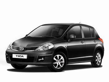 Автомобільні скла для NISSAN TIIDA