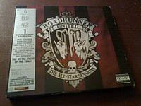 The Roadrunner United The All-Star Sessions (Howard Jones. King Diamond. Max Cavalera...) CD+DVD фирменный б/у