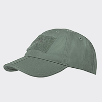 Бейсболка - Folding® - PolyCotton Ripstop - Olive Drab ||CZ-BBF-PR-32