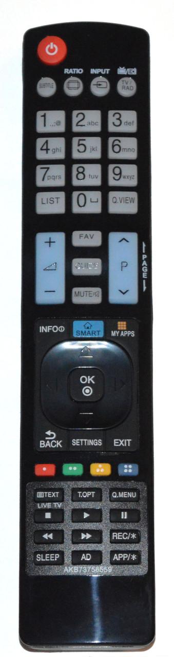 Пульт для LG AKB73756559