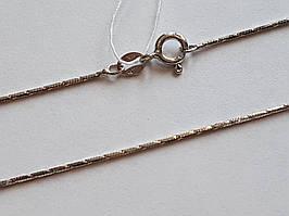 Срібний ланцюжок (Снейк). Артикул 256Р 2/35