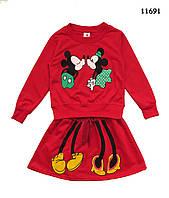 Костюм Minnie&Mickey Mouse для девочки.