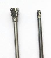 """Борфреза, тип """"N"""", Перевернутый конус, 3 мм, хвостовик 3мм"""