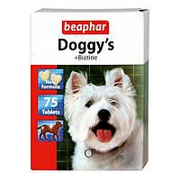 Витамины Беафар для собак Догис Биотин №75