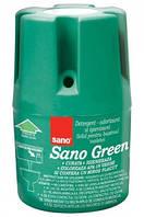 Бачок для мытья унитаза зеленый SANO 150 гр, арт: 935833