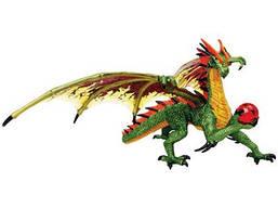 Объемный пазл Дракон Изумрудный 4D Master (26842)