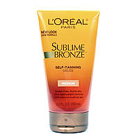 Гель-автозагар L'Oreal Paris Sublime Self-Tanning Gelee Medium Natural