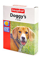 Витамины Беафар для собак Догис Ливер №75