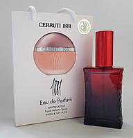 Мини парфюм Cerruti 1881 pour Femme в подарочной упаковке 50 ml