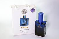 Мини парфюм Versace Eros в подарочной упаковке 50 ml