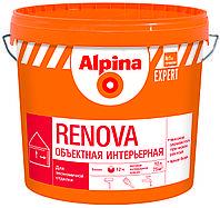 ВОДНО-ДИСПЕРСИОННАЯ КРАСКА ALPINA RENOVA (10Л)