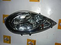 Фара передняя правая белый поворот Renault Trafic / Vivaro 06> (OE RENAULT 8200701356)