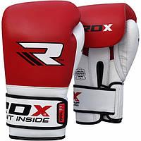 Боксерские перчатки RDX Pro Gel Red 12 ун.
