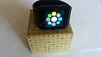 Смарт часы с камерой GT08. Аналог Apple Watch Черный