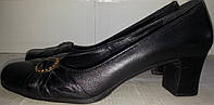 Туфли женские натуральная кожа р36 LIAL луна TONI