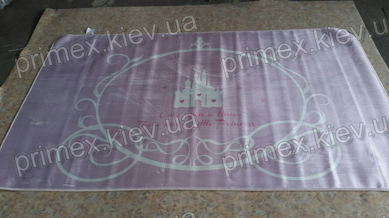 Ковер Latex Princesse, цвет розовый