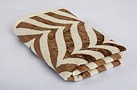 Полотенце махровое 50*100 Vetrina кофейное