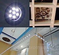 Светодиодное осветительное оборудование торговых центров, фото 1