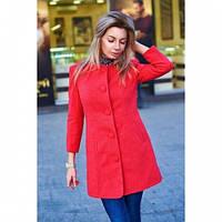 Пальто женское кашемировое на подкладке №8002 разные цвета,верхняя одежда женская