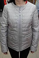 Куртка демисезонная LUSSKIRI 9190 . БЕЖЕВЫЙ