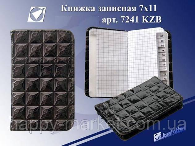 """Телефонная книжка (A7) KZB-7241 """"Объемные квадраты"""", фото 2"""