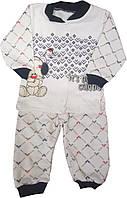 Пижама для новорожденных, 3-6 мес, Турция, оптом