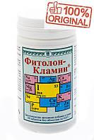 Фитолон-Кламин (хлорофилл, дефицит йода, грипп, простуда, туберкулез, рак, онкология, иммунитет)