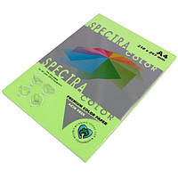 Бумага A4 'Spectra' НЕОН 321 (Green) 100 л./80 гр.