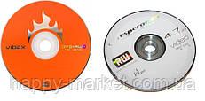 """Диск DVD+RW """"Videx/Esperenza"""" 4.7 Gb 4x (cake-10 шт.)"""