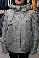 Куртка демисезонная LUSSKIRI 9167 .Оливка