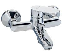 LASKA cмеситель для ванной, хром, IMPRESE 10040, фото 1