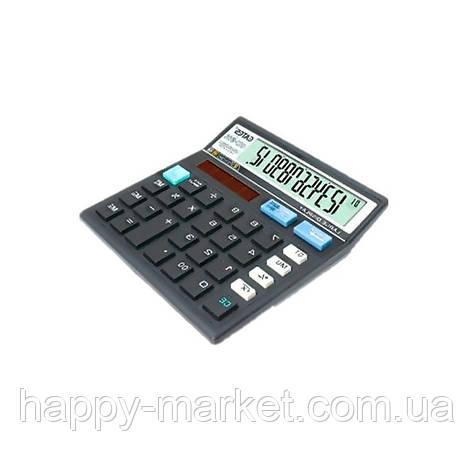 """Калькулятор """"EATES"""" CX-512 (12 разрядный, 2 питания), фото 2"""
