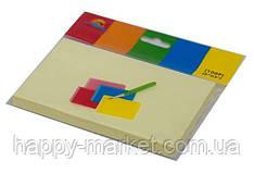 Блок клейкий 3103 желтый 76x127 мм