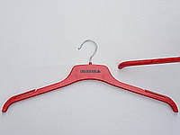 Плечики вешалки  тремпеля Braiform CTPN43  красного цвета, длина 43 см