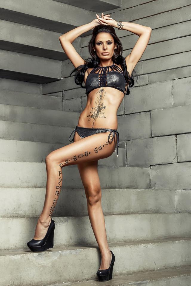 Купальник Lilith черный от Empire of Summer. Шоу-рум брендовых купальников. Доставка Luxury купальников по Украине