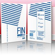 """Бумага офисная A4 """"FinLux"""" Снежинка (100 листов)"""
