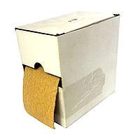 Наждачная бумага 3W в рулонах 70мм х10м, Р=100