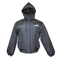 Куртка утепленная с капюшоном 52-54 / 182-188 / Синий