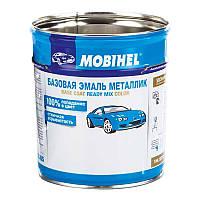 Автоэмаль металлик 602 Авантюрин Mobihel 0,5л